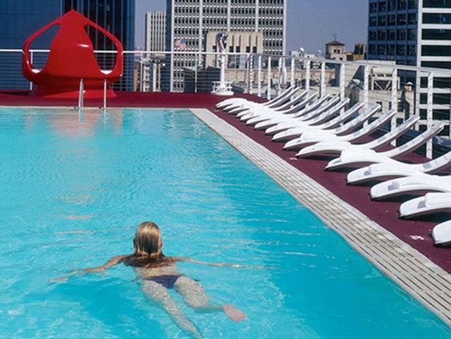 Les piscines les plus tendance de Los Angeles  Découvrez Los Angeles